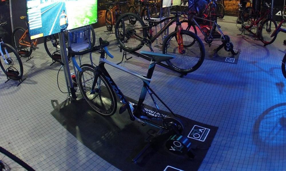 Cyclotronics na Brasil Cycle Fair